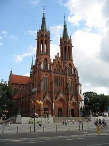 Архикафедральный собор Успения Пресвятой Девы Марии  Белосток