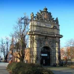 Портовые ворота