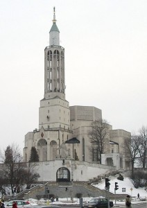 Костел Святого Роха Белосток