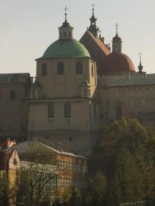 Доминиканский костельно-монастырский комплекс