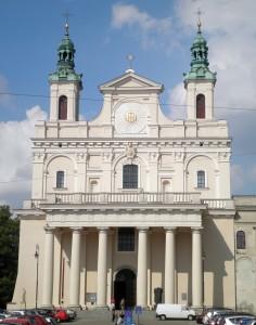 Кафедральный Собор Святых Иоанна Крестителя и Иоанна Евангелиста