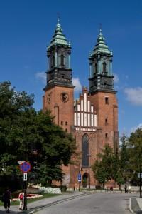 Архикафедральная базилика в Познани святых Петра и Павла