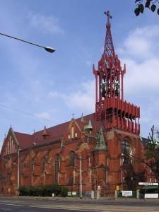 Костел св. Эльжбеты