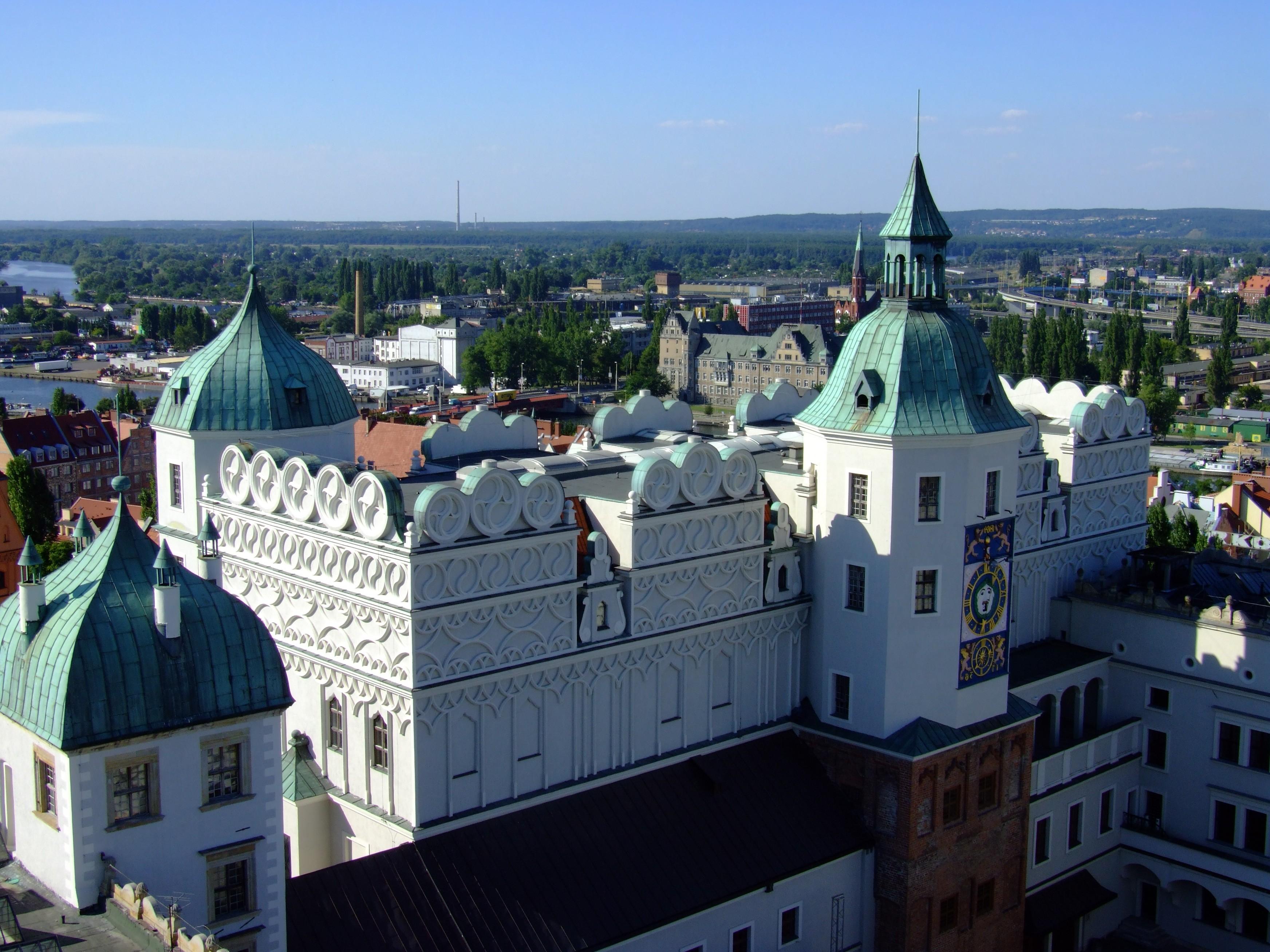 Достопримечательности Щецина