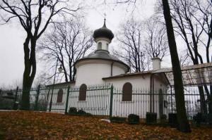 Церковь Святой Марии Магдалены Белосток