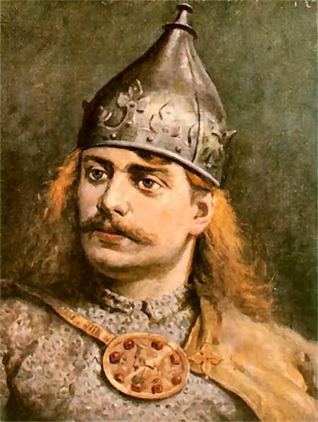 Болеслав III Кривоустый