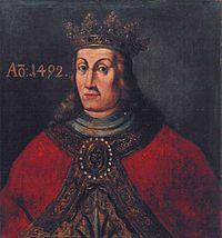 Ян I Ольбрахт