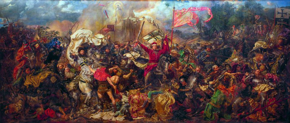 Грюнвальдская битва — великолепная победа объединенных войск Польши и Литвы