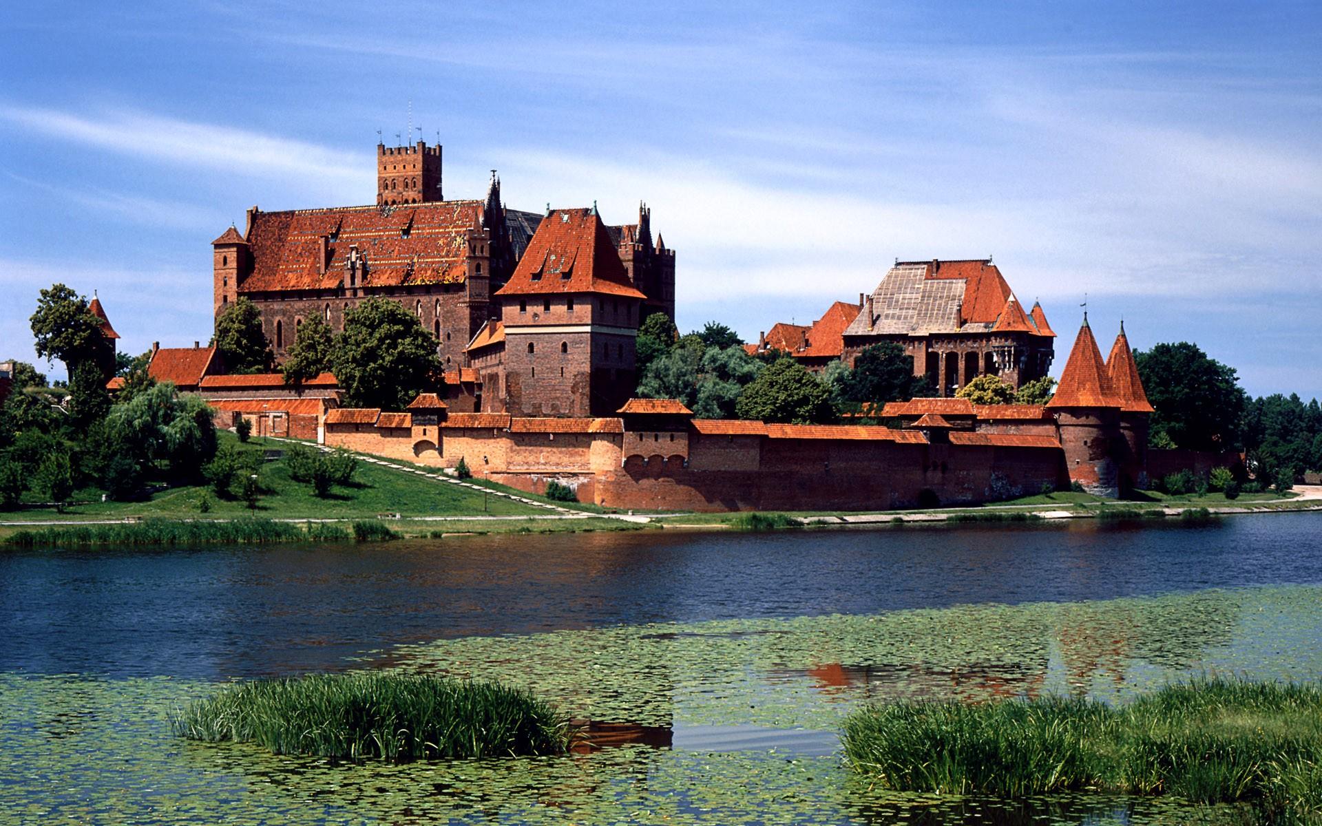 Malbork Castle, Elblag, Poland