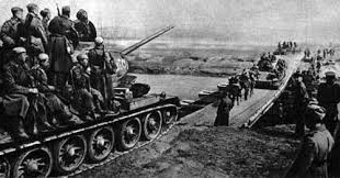 Форсирование Одера 1945