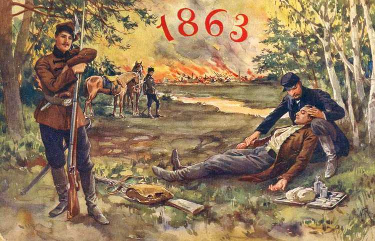 Польское восстание 1863