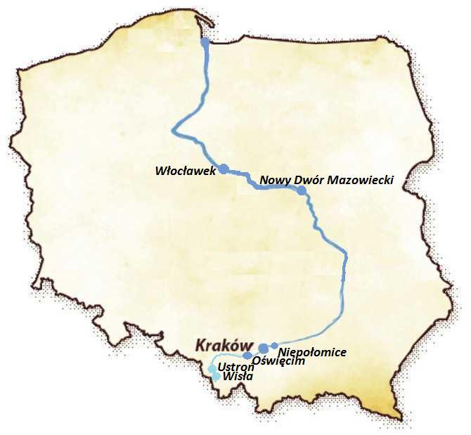 Висла – королева польских рек
