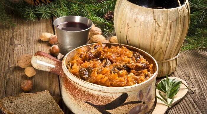 Вкусненькие блюда польского происхождения