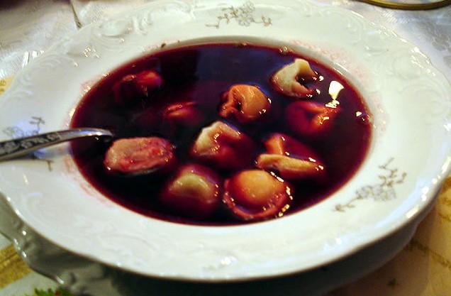 Красный суп, красная армия, красный мир…