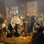Речь Посполитая образовалась в 1569 году