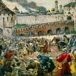 Поляки в Москве! 1610-1612