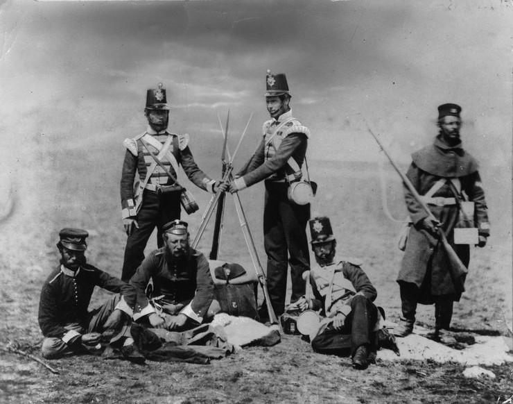 Крымская война таблица